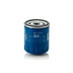 Olejový filter Mann Filter W 712/8