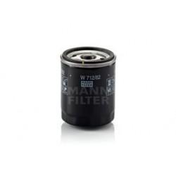 Olejový filter Mann Filter W 712/82