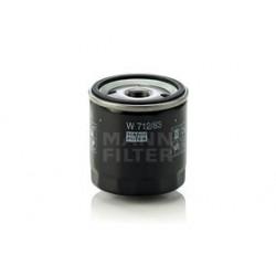 Olejový filter Mann Filter W 712/83