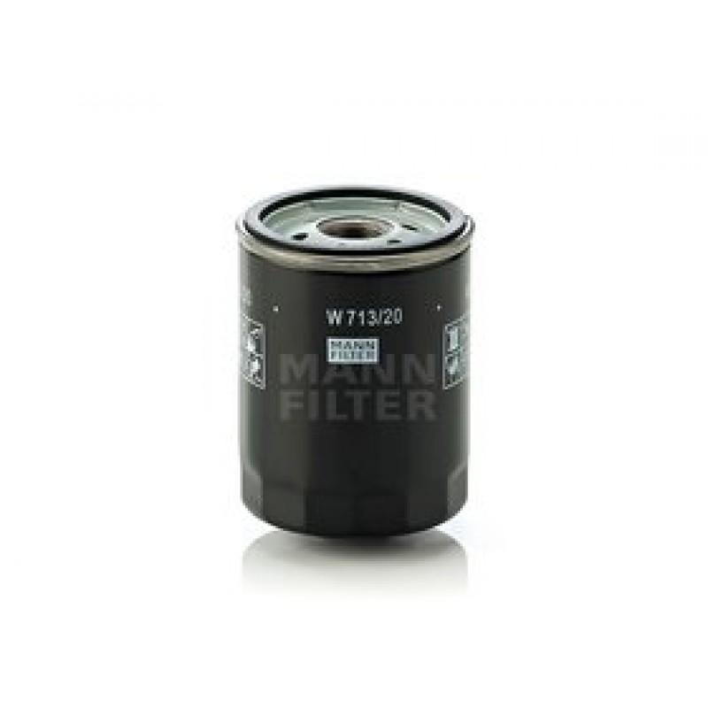 Olejový filter Mann Filter W 713/20
