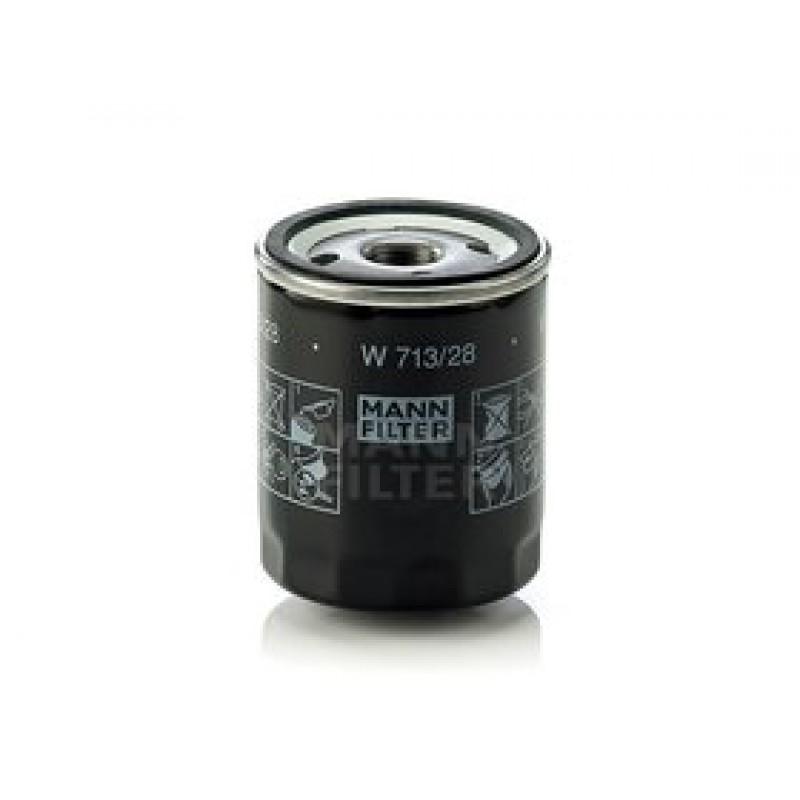 Olejový filter Mann Filter W 713/28