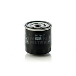 Olejový filter Mann Filter W 714/2