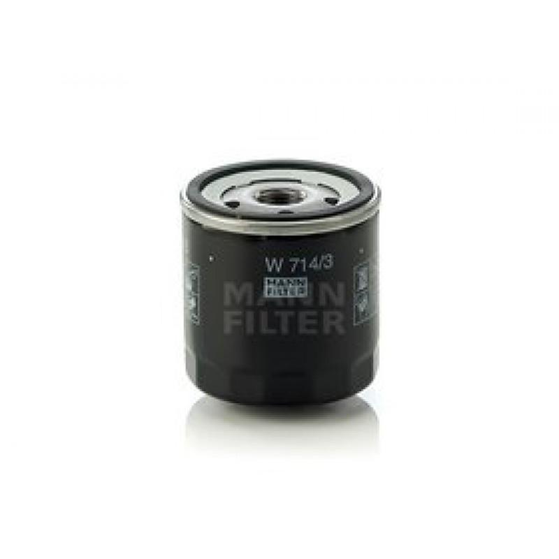 Olejový filter Mann Filter W 714/3