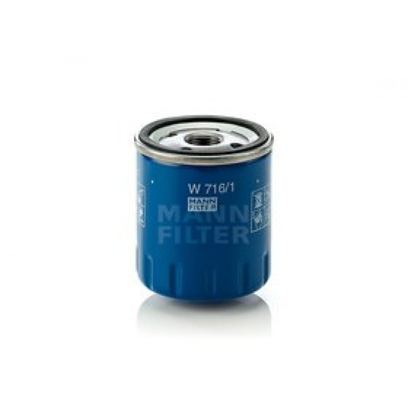 Olejový filter Mann Filter W 716/1