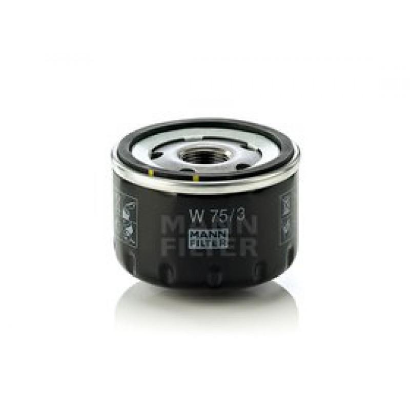 Olejový filter Mann Filter W 75/3