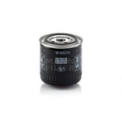 Olejový filter Mann Filter W 920/14