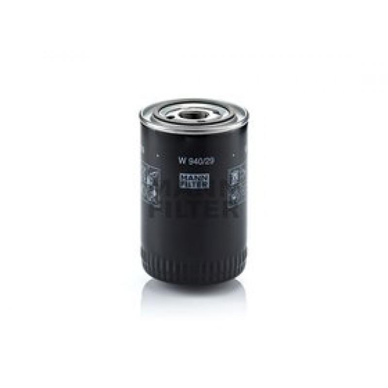 Olejový filter Mann Filter W 940/29