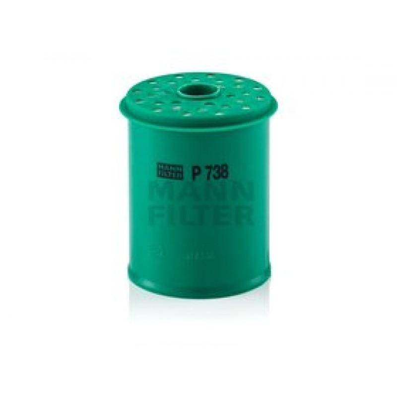 Palivový filter Mann Filter P 738 x