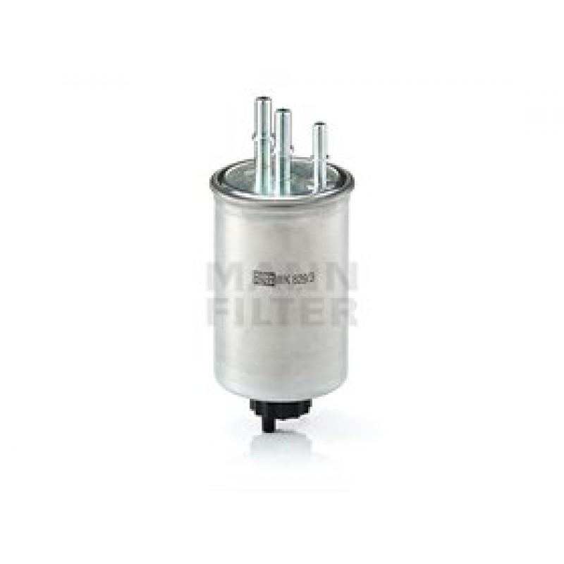 Palivový filter Mann Filter WK 829/3