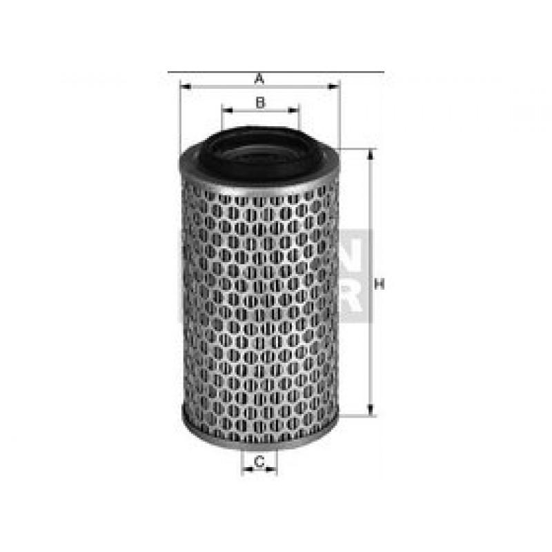 Vzduchový filter Mann Filter C 14 138