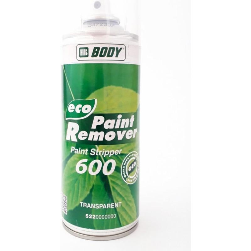 HB BODY 600 ECO odstraňovač starých náterov v spreji 400ml