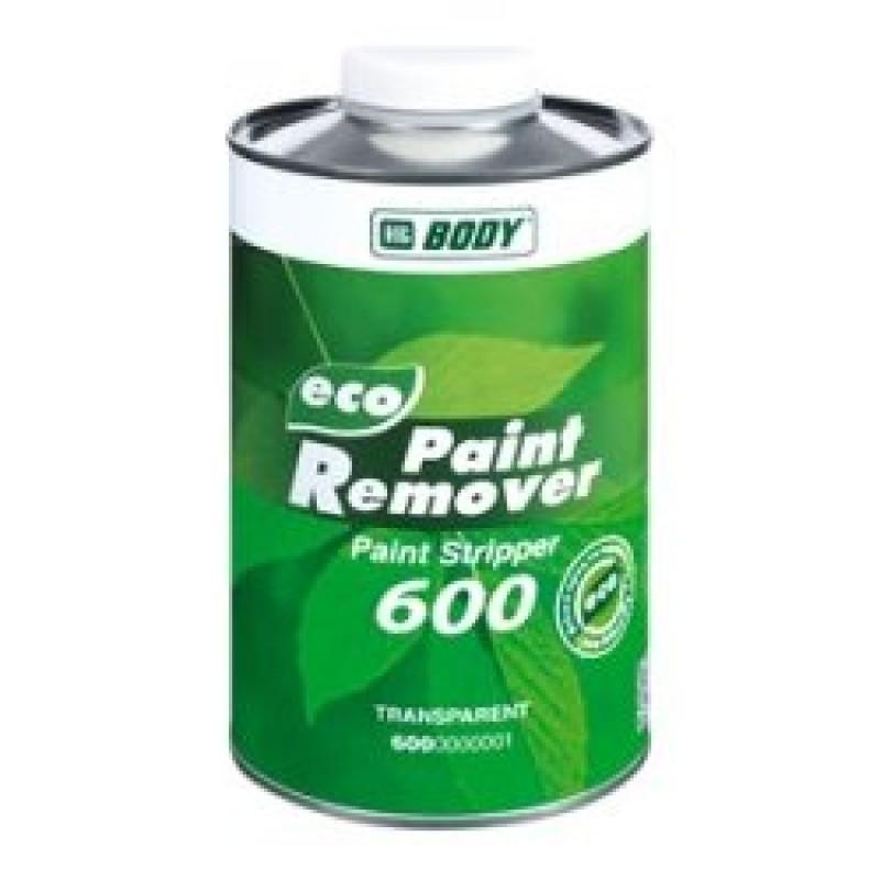 HB BODY 600 ECO odstraňovač starých náterov 0,5L