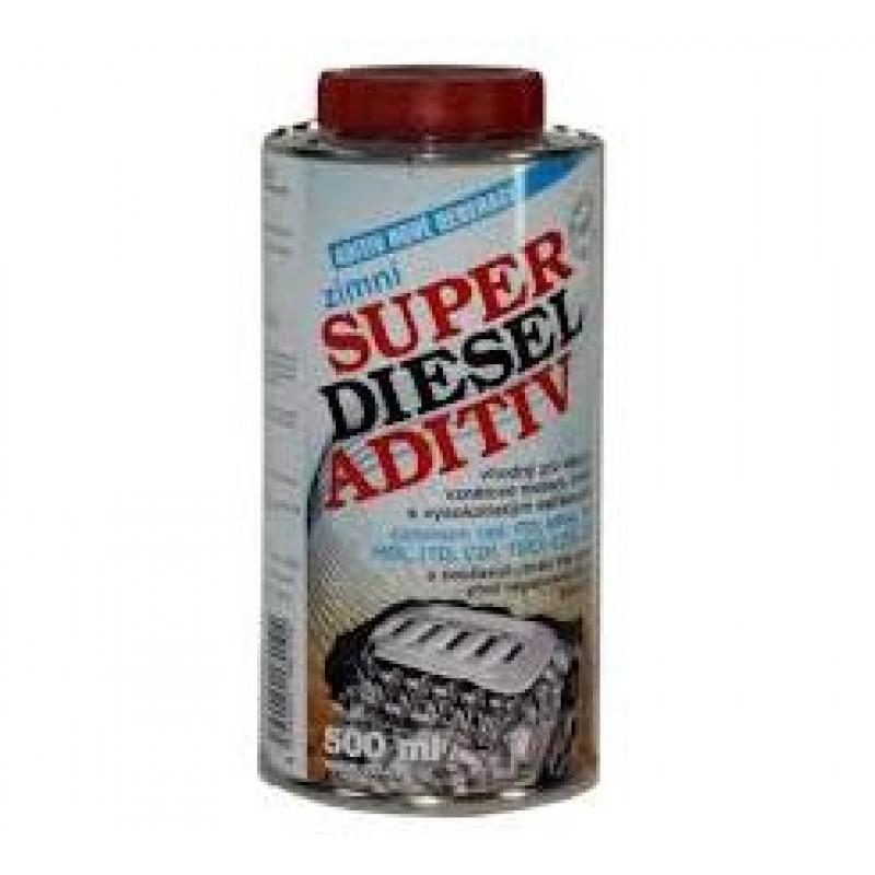 VIF super Diesel aditiv zimný 500ml