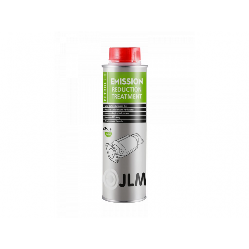 JLM Emission Reduction Treatment Petrol 250ml