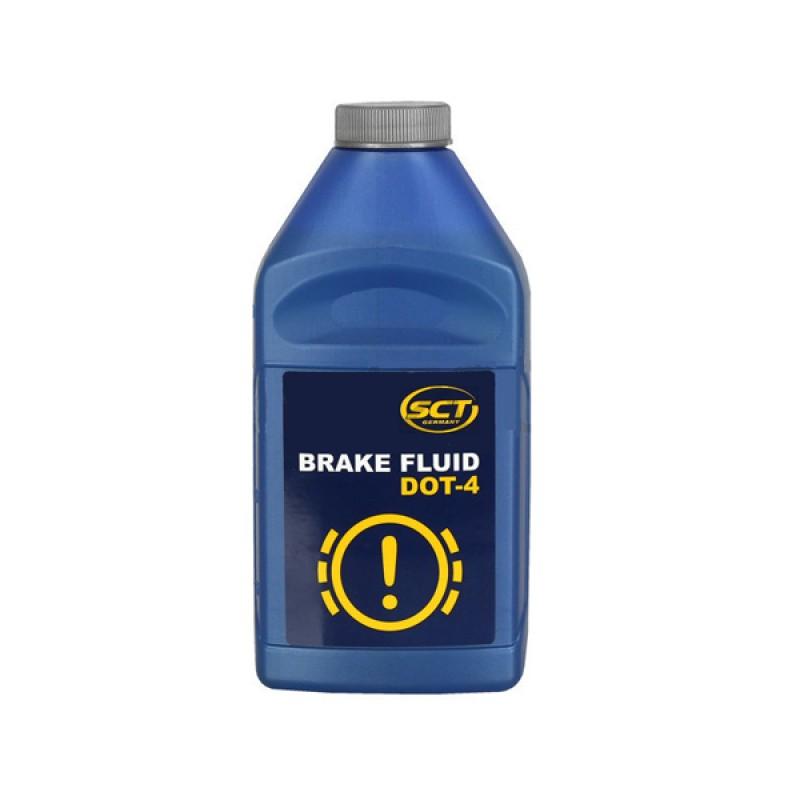 SCT - Brzdová kvapalina DOT4 450g