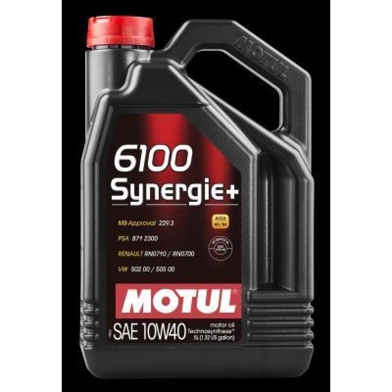 Motul 6100 Synergie+ 10W-40 5l