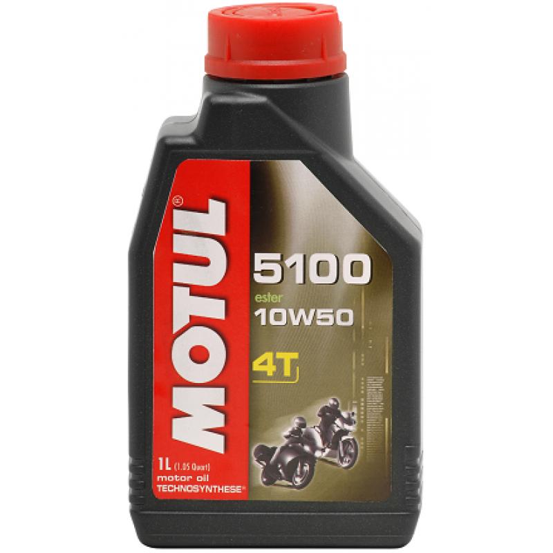MOTUL 5100 4T 10W-50 1L