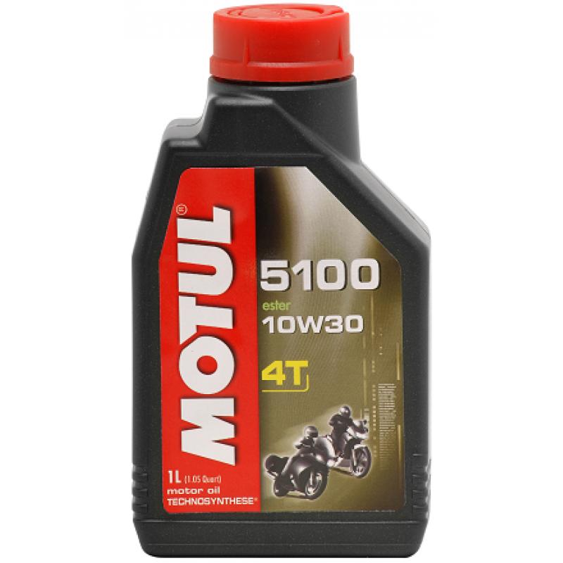 MOTUL 5100 4T 10W-30 1L
