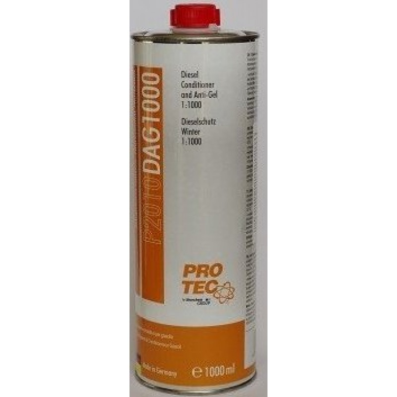 Pro-Tec Diesel Conditioner & Antigel 1L