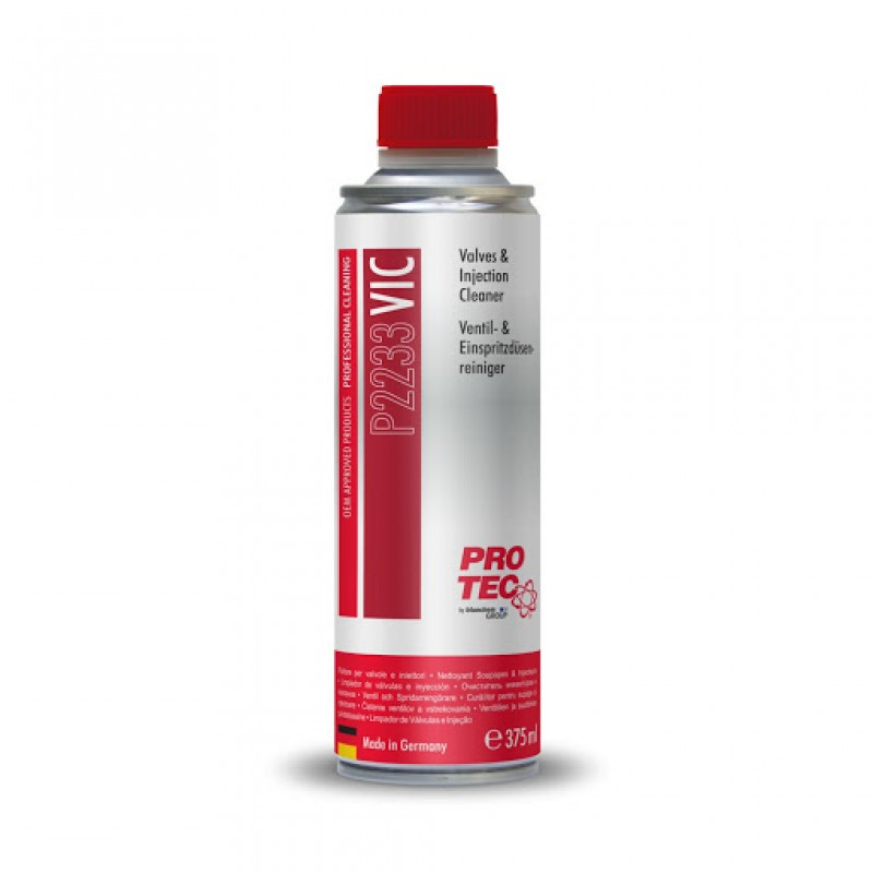 Pro-Tec Valves & Injection Cleaner 375ml