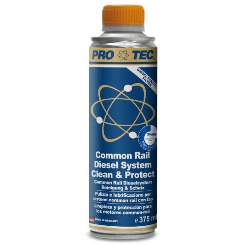 PRO TEC COMMON RAIL DIESEL SYSTEM CLEAN 375ml