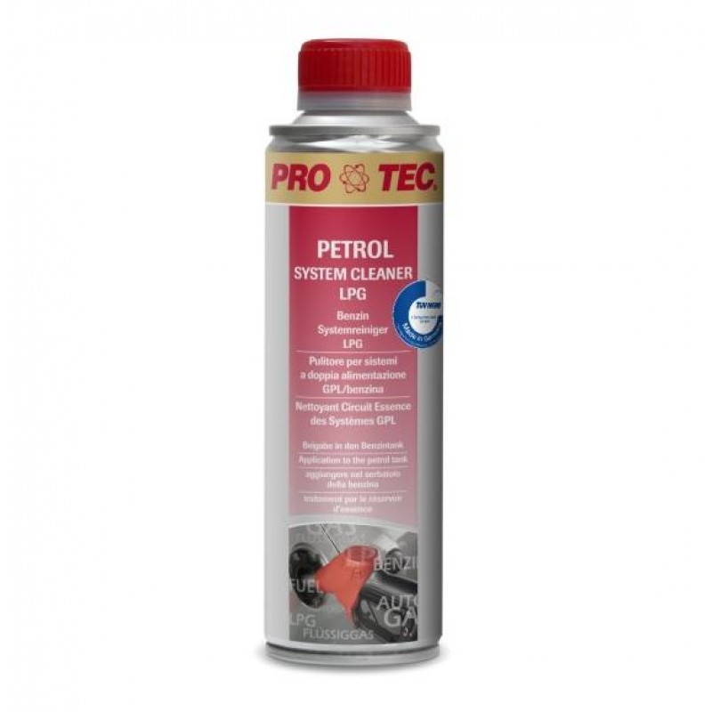 PRO TEC PETROL SYSTEM CLEANER LPG 375ml