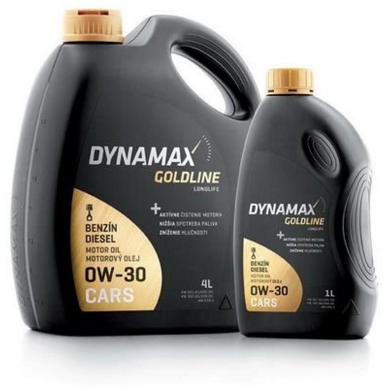 Dynamax Goldline Longlife 0W-30 1l