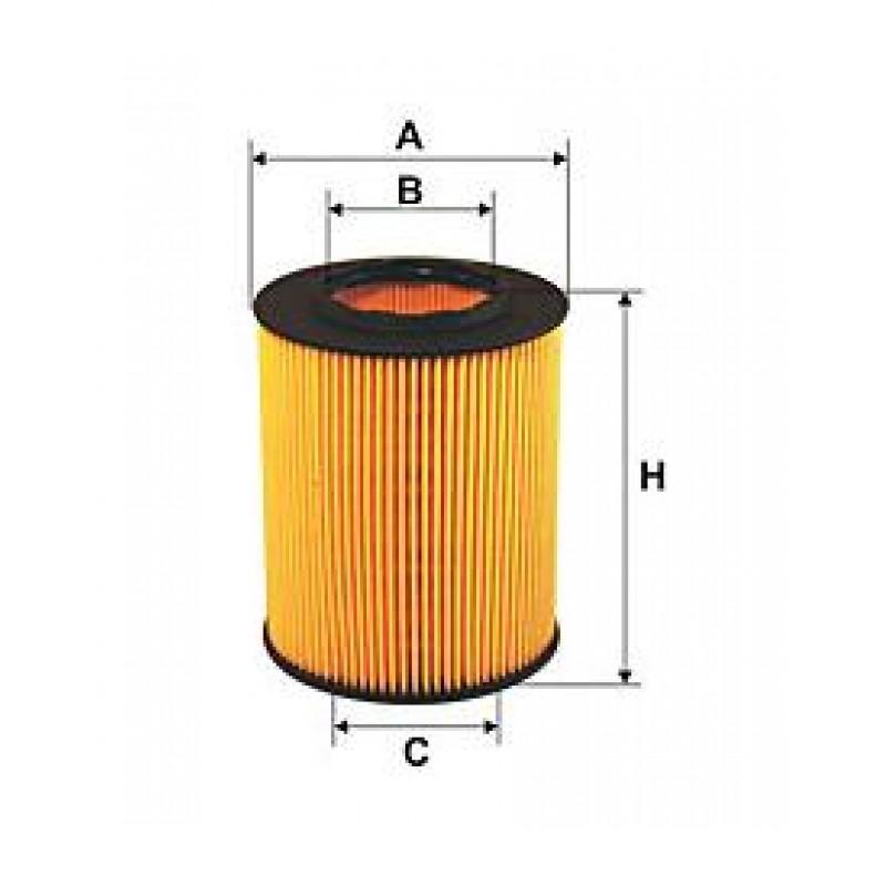 Olejový filter Filtron OE674/2