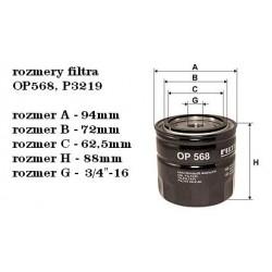 Olejový filter Bosch 0 451 103 219