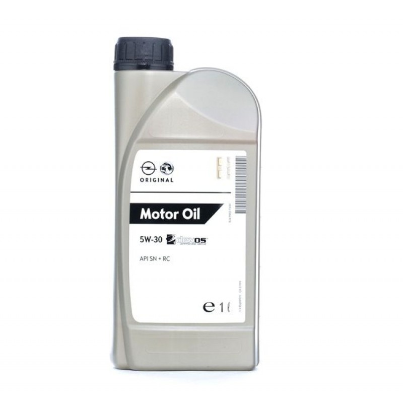 GM MOTOR OIL DEXOS 2 5W-30 1L