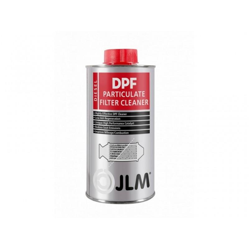 JLM Diesel DPF Particulate Filter Cleaner 375l