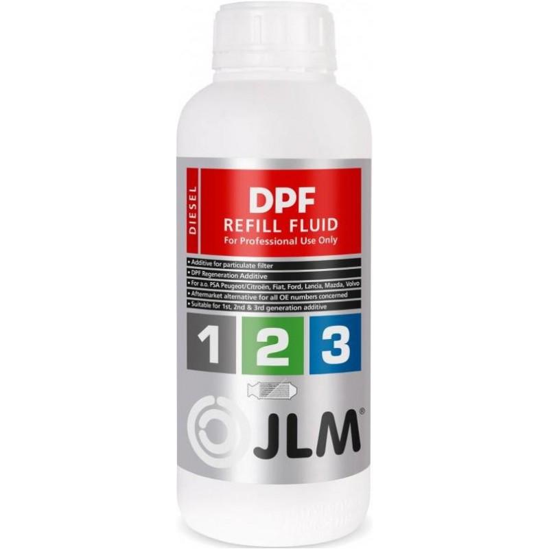 JLM DPF Refill Fluid 1l