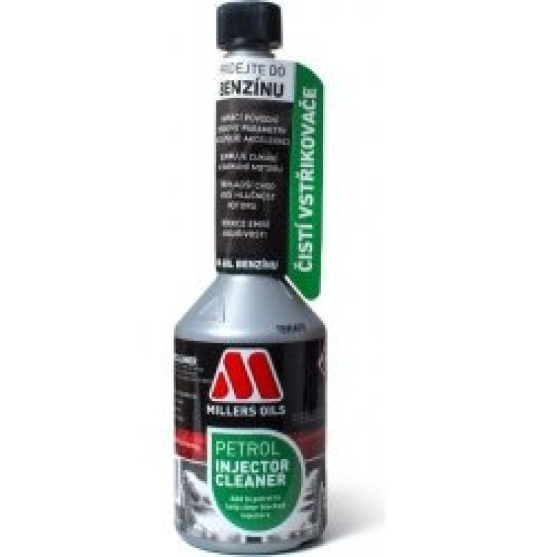 MILLERS OILS Petrol Injector Cleaner 250ml