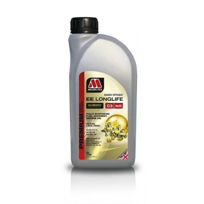 Millers Oils EE Longlife C3 5W-30 Nanodrive 1l