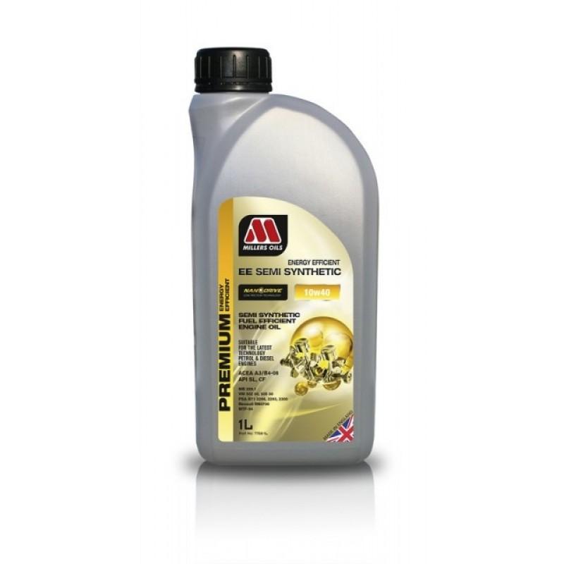 Millers Oils Semi Synthetic 10W-40 Nanodrive 1l