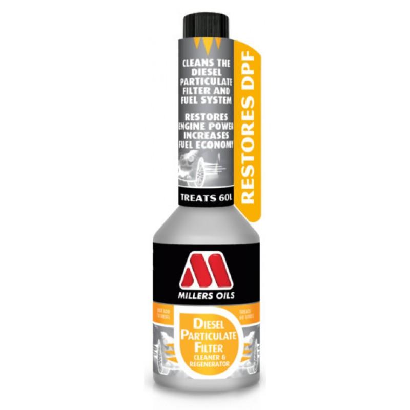 Millers Oils DPF Cleaner & Regenerator 250ml