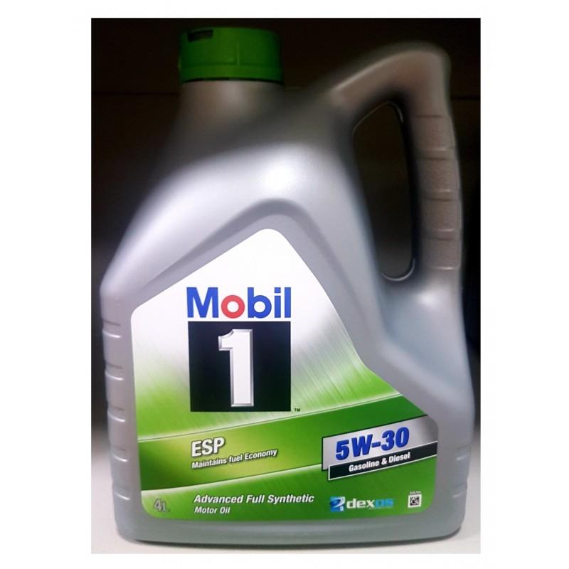 MOBIL 1 ESP 5W-30 4L