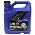 ELF EVOLUTION SXR 5W-40 4L
