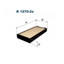Kabinový filter Filtron K1270-2X