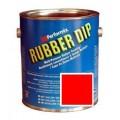 Plasti Dip farba  - Rubber dip červená 3,78 L