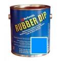 Plasti Dip farba  - Rubber dip modrá 3,78 L
