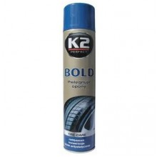 K2 BOLD regeneruje pneu 600ml