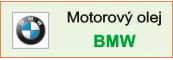 Motorový olej Bmw
