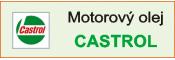 Motorové oleje Castrol