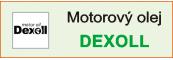 Motorový olej Dexoll