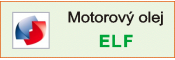 Motorové oleje Elf