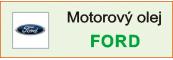 Motorový olej Ford