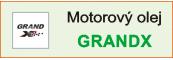 Motorový olej Grand X