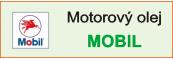 Motorový olej Mobil