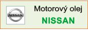 Motorový olej Nissan